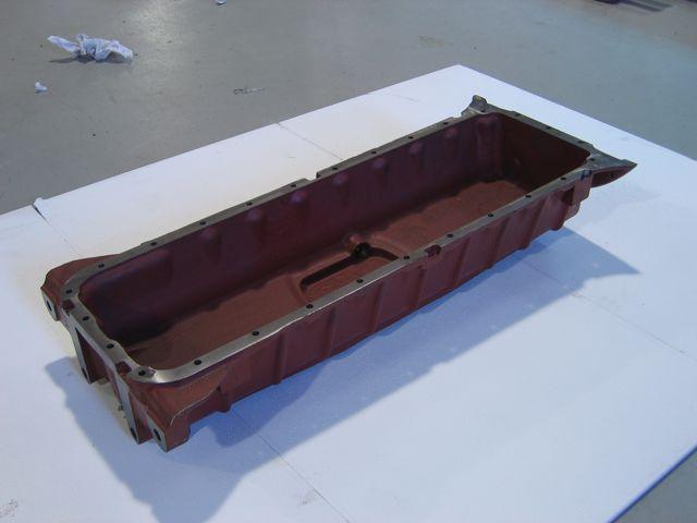 Metall Technik-Carter-Motor