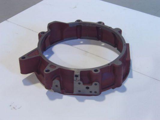 Metall Technik-Cubrevolante
